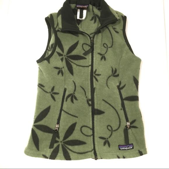 Patagonia Jackets & Blazers - Patagonia Synchilla Pattern Printed vest